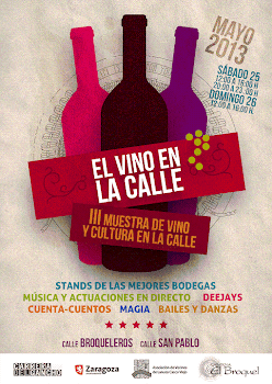 III Muestra de vino y cultura en la calle
