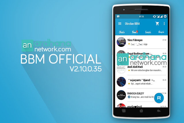 BBM Official V2.10.0.35