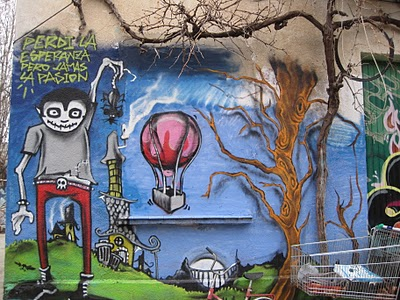 Murales Y Graffitis 2 Grafitis Logrono - Graffitis-en-casa