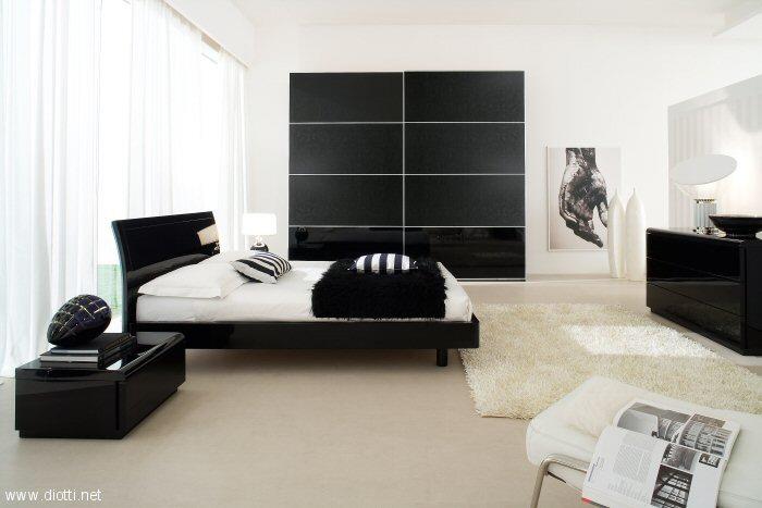 L 39 isola dei sogni camera da letto - Camera da letto nera ...