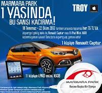 Marmara-Park-AVM-Çekiliş-Kampanyası-Marmara-Park-Renault-Captur-Çekilişi