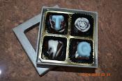 Chocolate 4 pcs RM 4.00