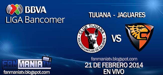 Tijuana-vs-Jaguares-Online-Gratis