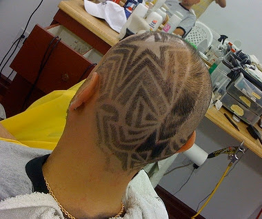 Tattoo That Will Provide Inspiration For Your Hair Tattoo Designs