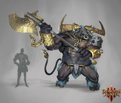 dungeon-hunter-3-concept-art-2 Gameloft revela primeiras Screenshots e artes de Dungeon Hunter 3 para iPhone, iPad e Android