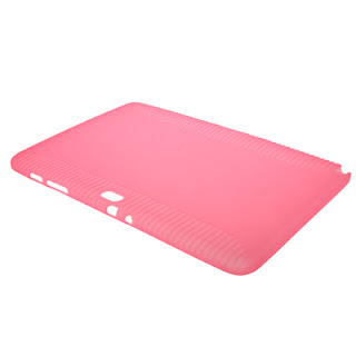 TPU Case for Samsung Galaxy Note (10.1) / N8000 / N8010, Pink