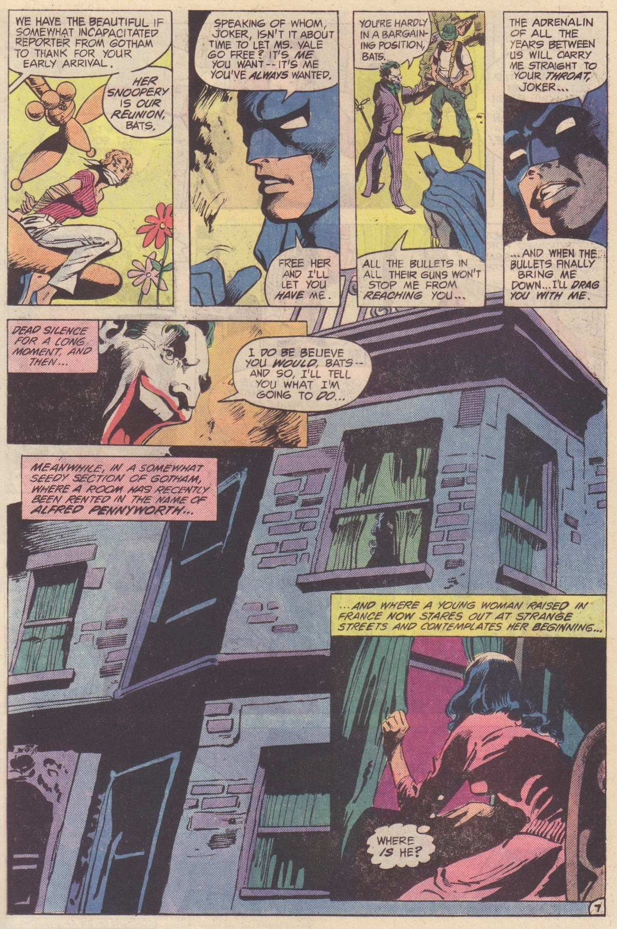 Detective Comics (1937) Issue #532 Page 8