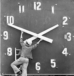Y el tiempo no para, NO P A R A !