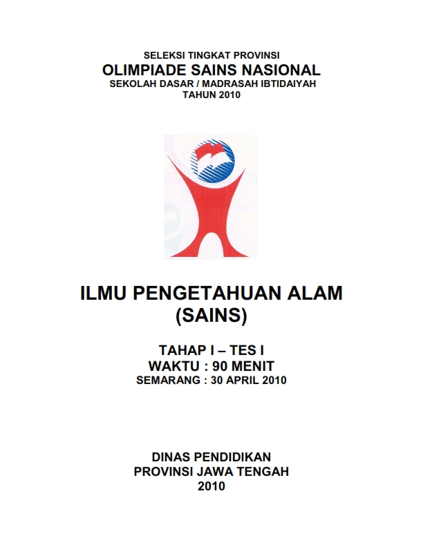 download soal olimpiade ipa sd kelas 5
