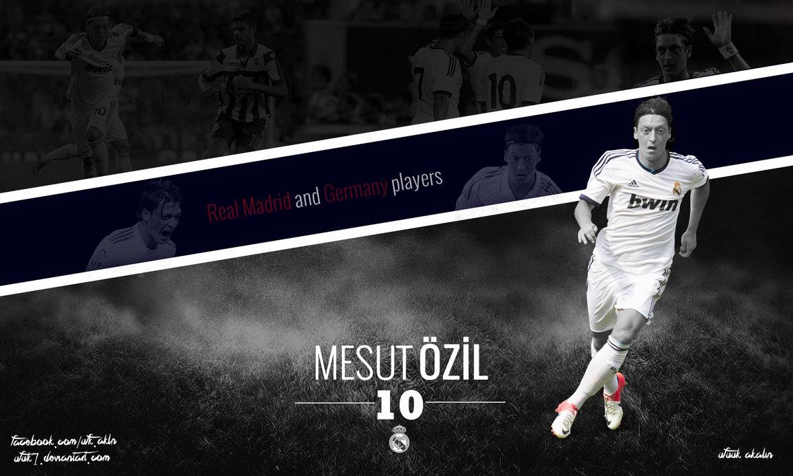Mesut Ozil 2013 Wallpapers HD