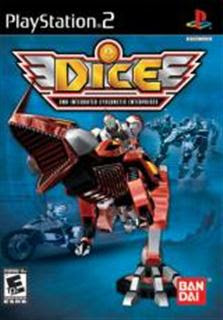 Super Compactado DICE DNA Integrated Cybernetic Enterprises PS2