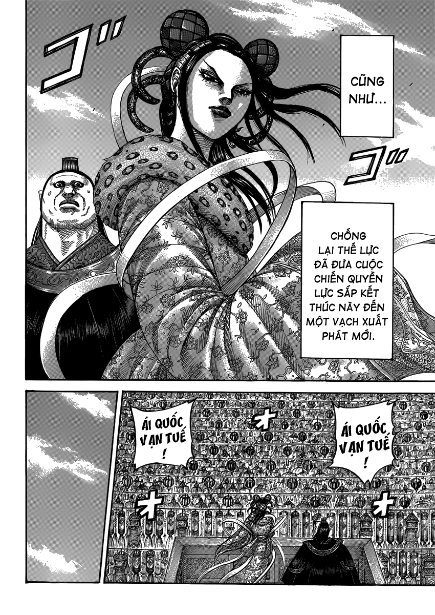 Kingdom - Vương Giả Thiên Hạ Chapter 408 page 5 - IZTruyenTranh.com