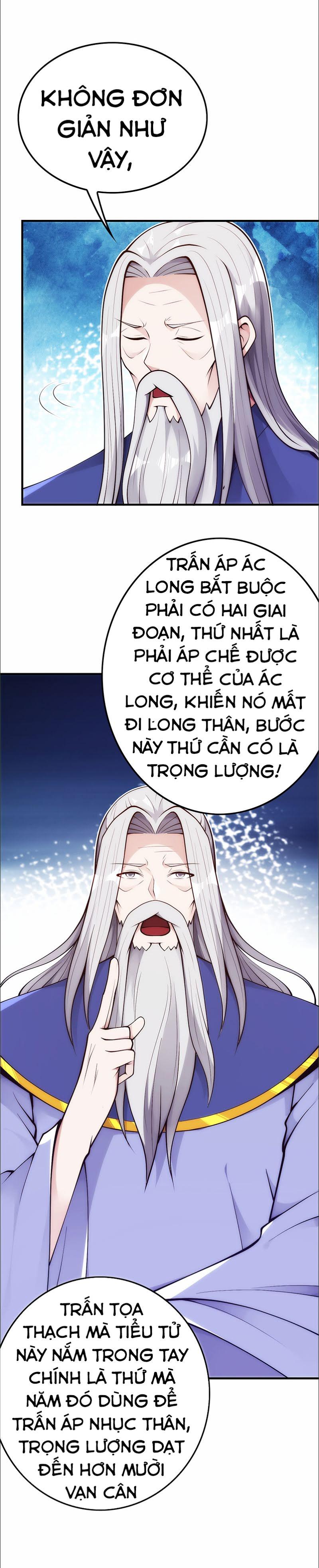 Thiên Hạ Kiếp - Chap 32
