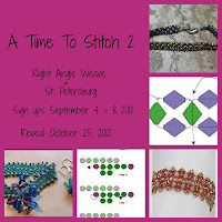 A Time to Stitch 2:  RAW and St. Petersburg