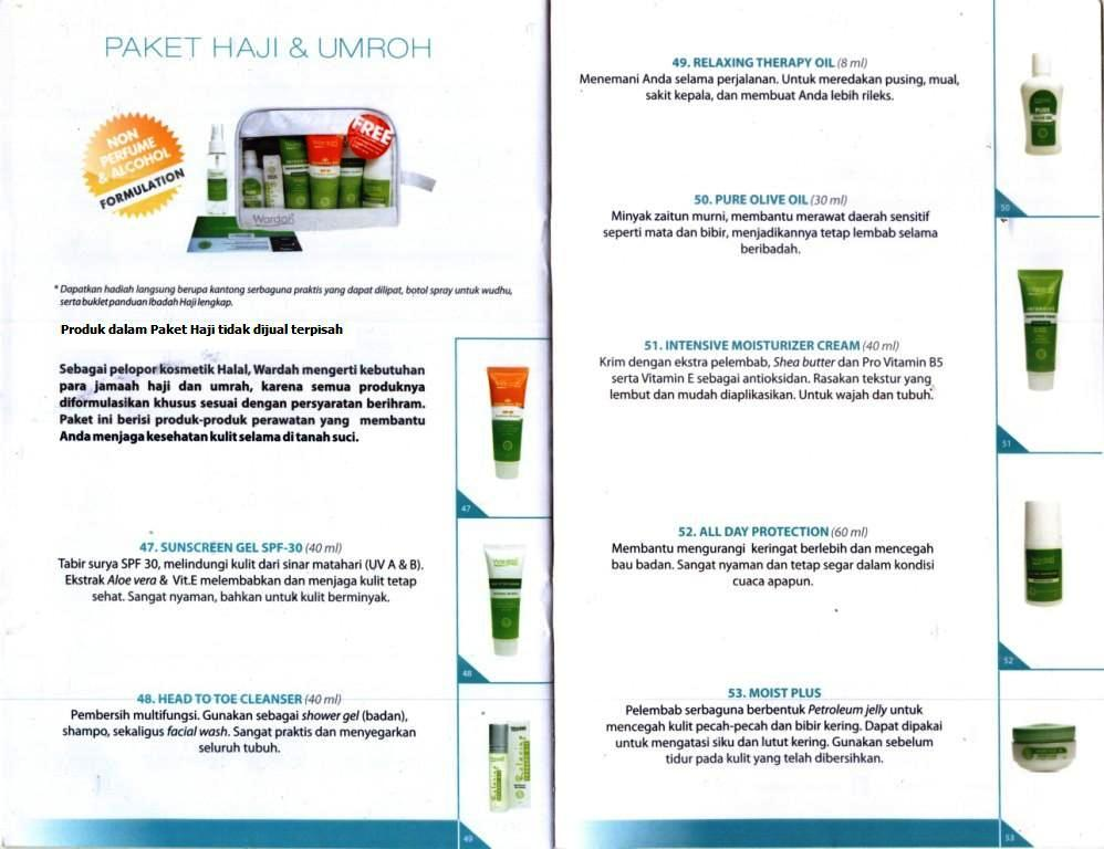 Wardah Inspiring Beauty Katalog Dan Daftar Harga Wardah