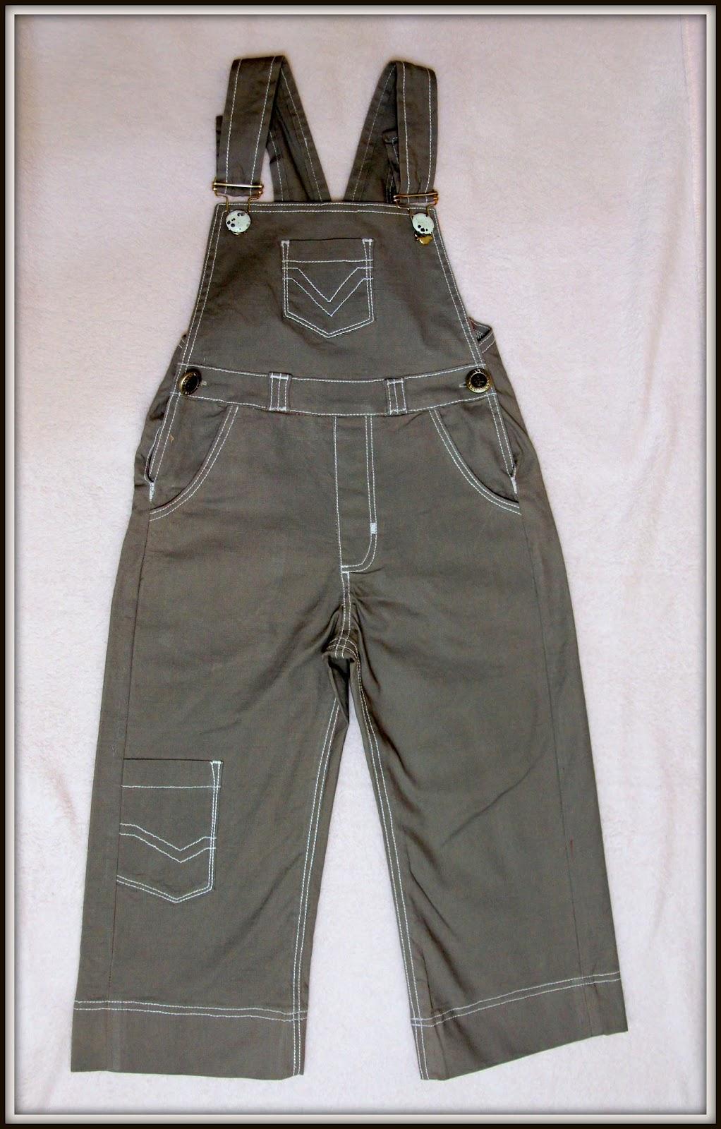 Сшить комбинезон из джинсов своими руками