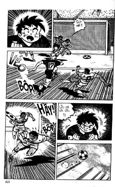 Jindodinho - Đường Dẫn Đến Khung Thành III  Tập 25 page 60 Congtruyen24h