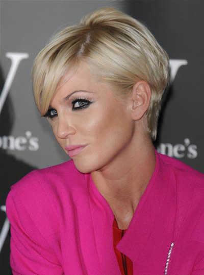 Short blonde hairstyles short blonde hairstyles - Bob silberblond ...