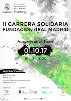 CARRERA SOLIDARIA FUNDACIÓN REAL MADRID (Alhaurín de la Torre))