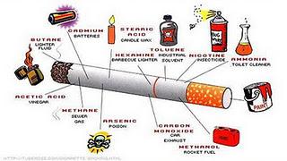 efek negatif rokok