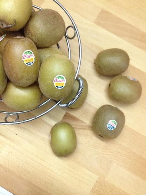 Zespri Kiwifruits
