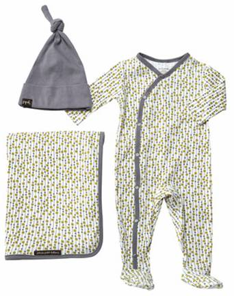 Designer Baby Petunia Pickle Bottom Now Makes Baby Clothing