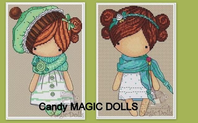 Candy  MAGIC  DOLLS