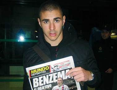 Karim BENZEMA Wallpapers and Photo Gallery
