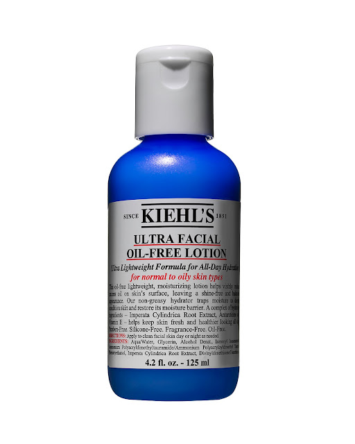 a photo of Kiehl's Ultra Facial Oil-Free Lotion