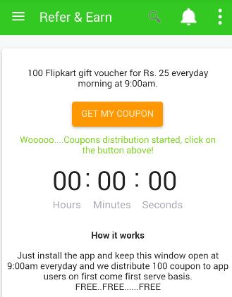 how to use flipkart gift voucher