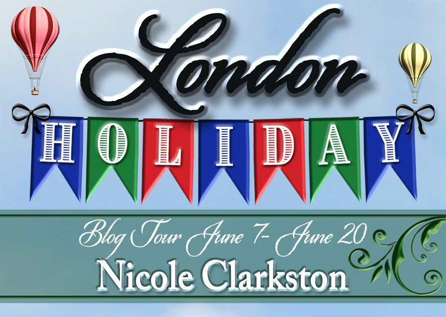 London Holiday Blog Tour