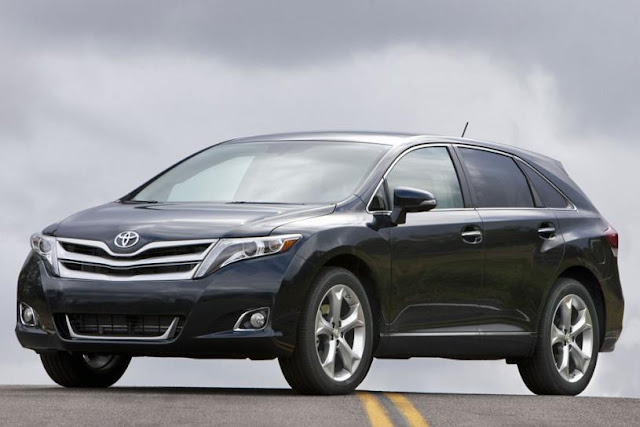 2015 New Toyota Venza Next Gen