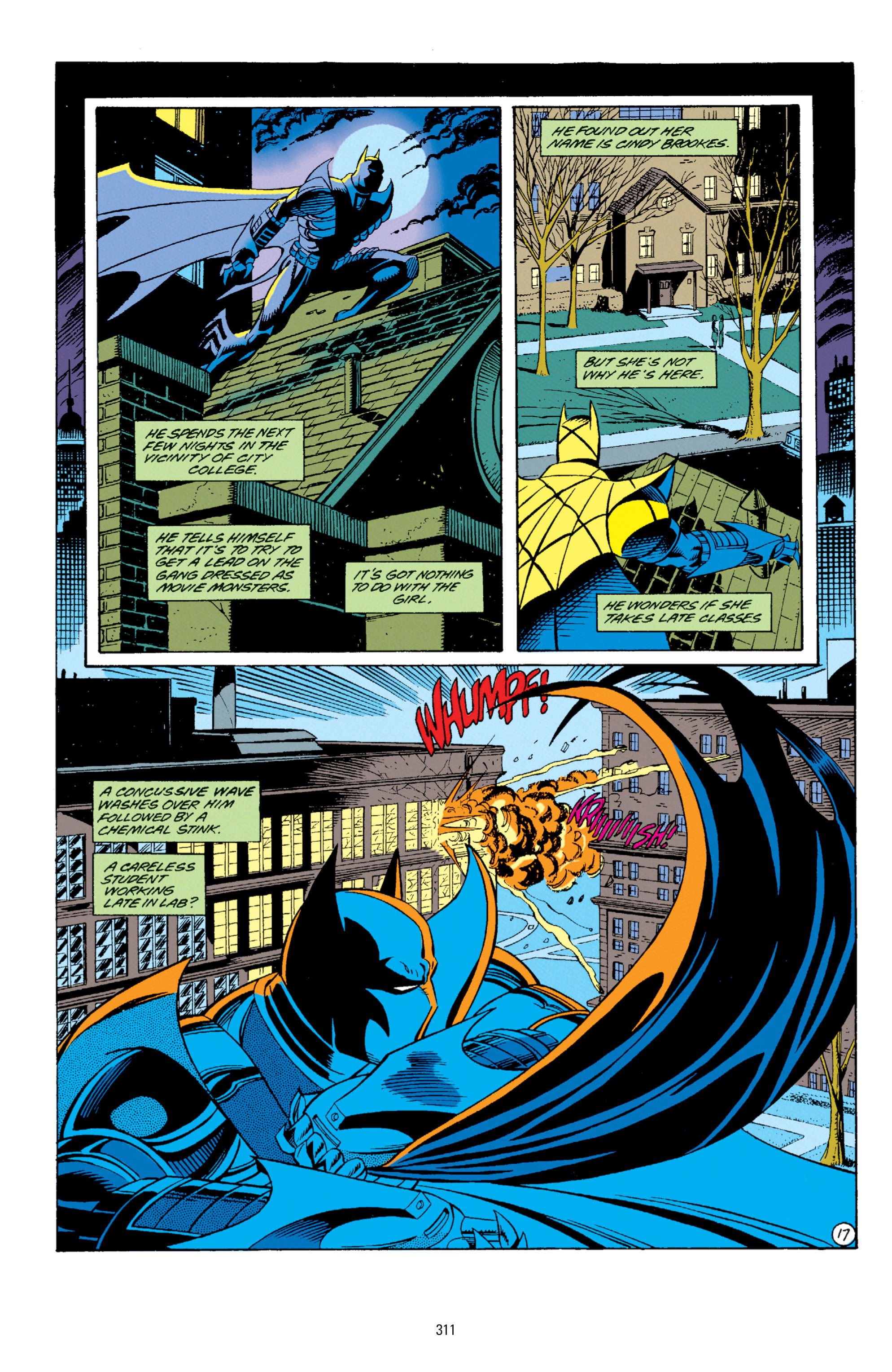 Detective Comics (1937) Issue #671 Page 18