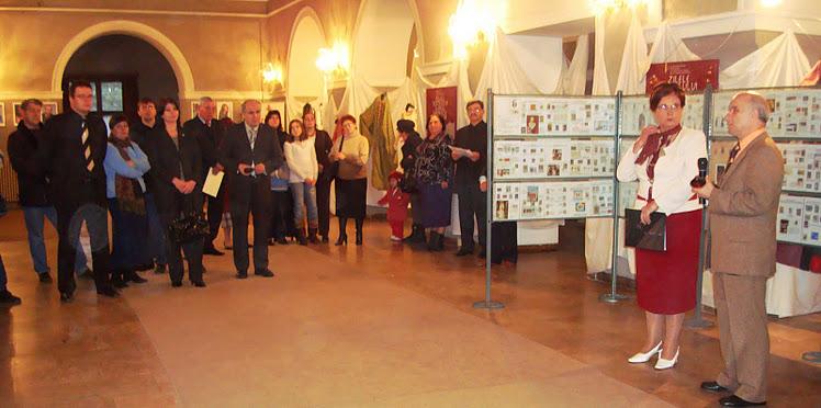 Expozitie dedicata zilei de 8 Martie