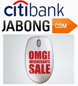 Today's Offer for CITI Bank Card Holders: Flat 35% Extra Discount on Clothing, Footwear & Accessories @ Jabong (No Minimum Purchase)