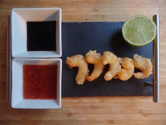 明虾天妇罗食谱