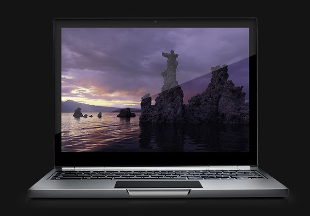 design of Chromebook Pixel