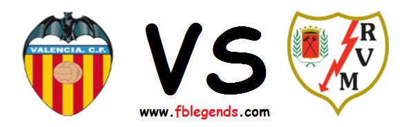 مشاهدة مباراة فالنسيا ورايو فاليكانو بث مباشر اليوم الخميس 30-4-2015 اون لاين الدوري الاسباني يوتيوب لايف rayo vallecano vs valencia