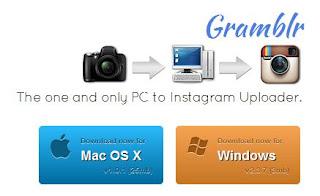 Cara Upload Foto & Video ke Instagram via Komputer