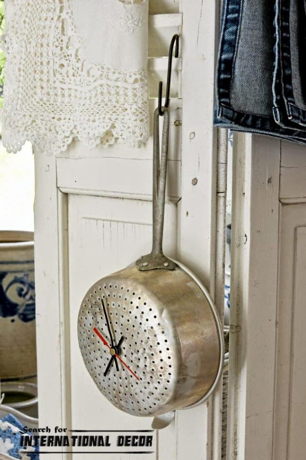 diy wall clock, cool wall clocks,creative wall clocks,kitchen wall clocks