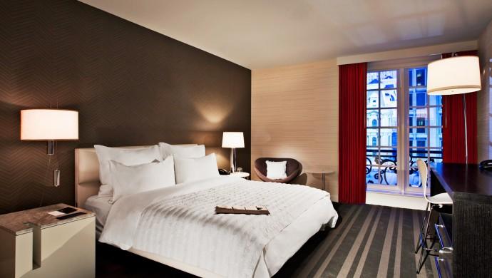 casas minimalistas y modernas dormitorios actuales
