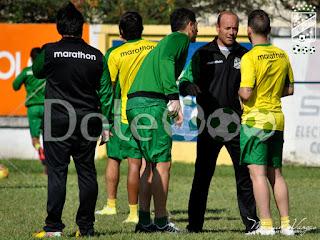 Oriente Petrolero - Sergio Almirón - Juan Manuel Masse - Mauro Marrone - DaleOoo.com página del Club Oriente Petrolero