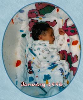 Newborn Evan