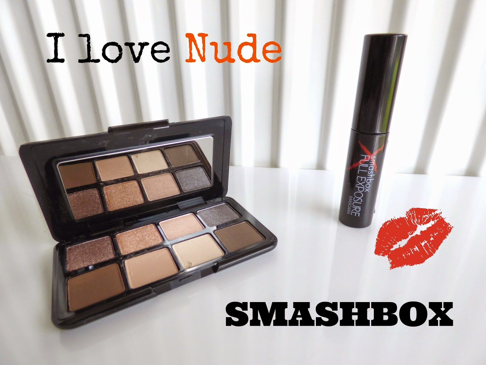 make up nude smashbox