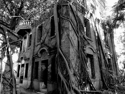 Haunted place in Chiayi, Minxiong Ghost House