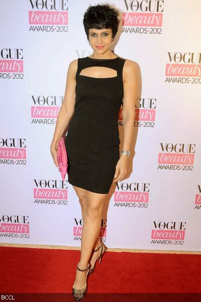 Mandira Bedi vogue awards