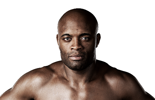 ufc mma fighter picture image anderson silva the spider