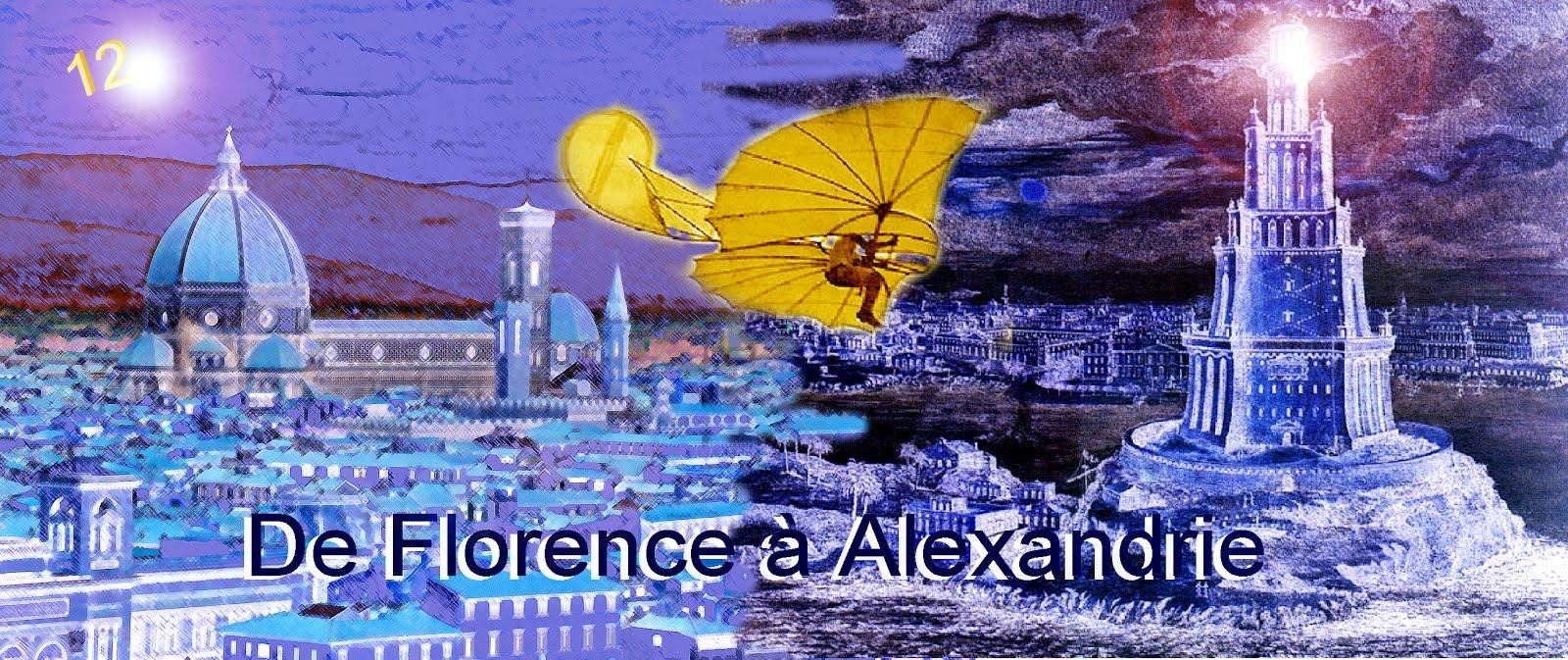 De Florence à Alexandrie