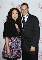 sandra oh college television awards