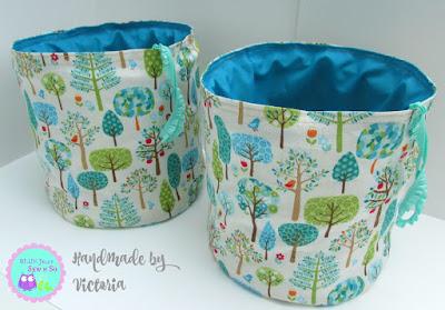Fabric_Pop_up_Bin_Desk_Tidy_Trendy_Trees_1